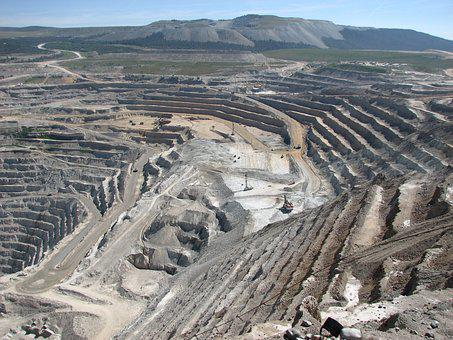 Mining, Mine, Copper