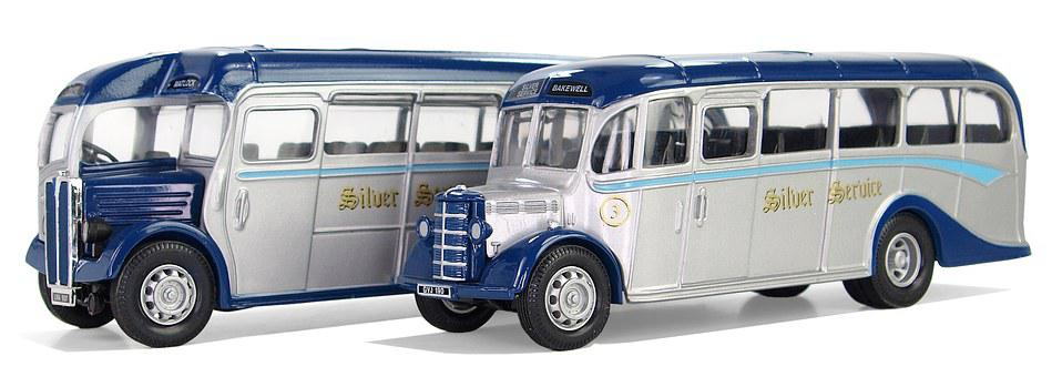 Bedford, Aec, Buses, Models, Model, Collect, Oldtimer