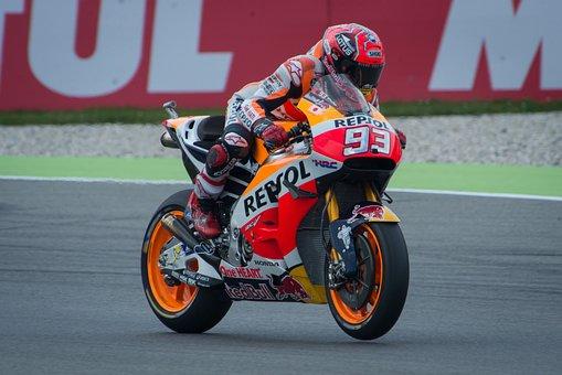 Motogp, Racing, Bike, Speed, Motorcycle, Marquez, Motor