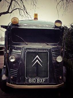 Citroen, Auto, Vehicle, Old, Classic, Old Car, Car Age