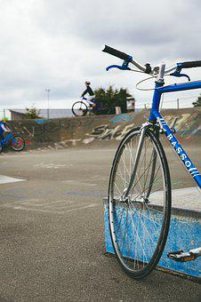 Road Bike, Oldtimer, Vintage, Classic, Retro, Chrome