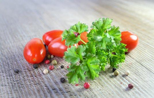 Parsley, Tomato, Sauce, Pasta, Tomato Sauce, Pesto