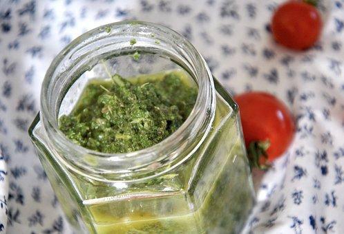 Pesto, Healthy, Vegan