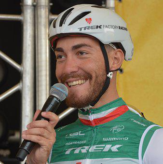 Professional Road Bicycle Racer, Interview