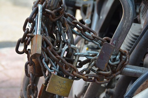 Chain, Lock, Security, Padlock, Protection, Safety