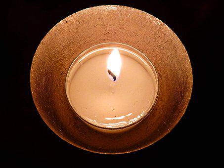 Candlelight, Tealight, Light, Shining, Flame, Romantic