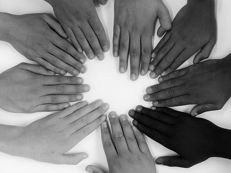 Share, One For All And All For One, Heart, Friendship