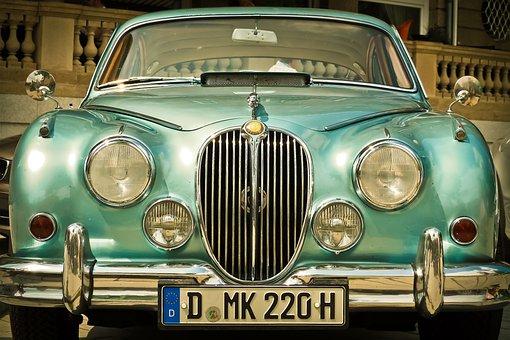 Auto, Jaguar Xk, Automotive, Oldtimer, Vehicle, Old