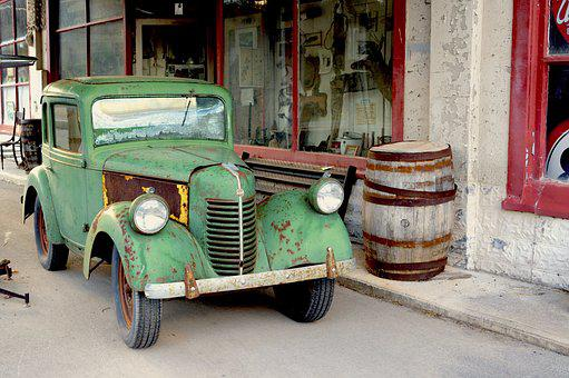 Auto, Oltimer, Rarity, Vintage, Automotive, Old Car