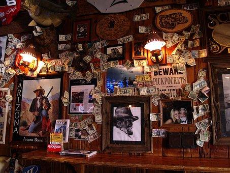 Western Saloon, Lifestyle, Bar, Cowboy, Western, Saloon