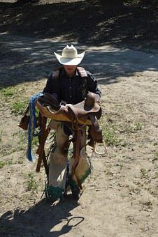 Talahi, Cowboy, Saddle, Ranch, Western, Country, West