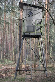 Hunting Lodge, Veluwe, Willemsbos
