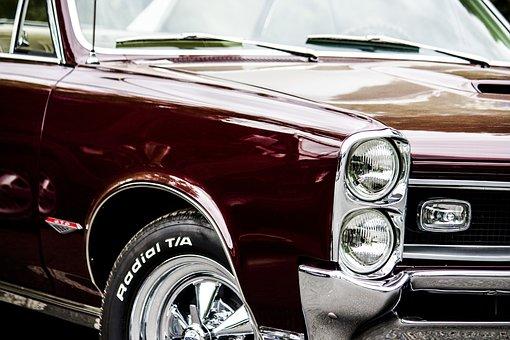 Auto, Transport System, Vehicle, Chrome, Classic, Drive