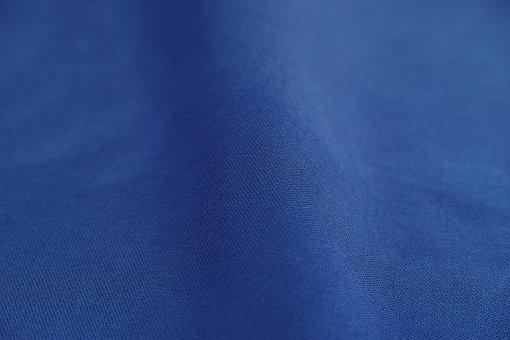 Blue, Fabric, Texture, Background, Backgrounds