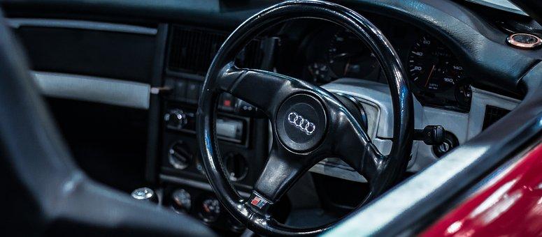 Audi S2, Audi, S2, Quattro, Car, Fast Car, Dashboard
