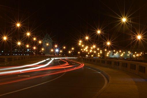 Traffic, Road, Street, Blur, Highway, Fast, Car, City