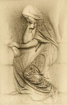 Relief, Cemetery, Grave, Ornament, Art, Tomb, Stone