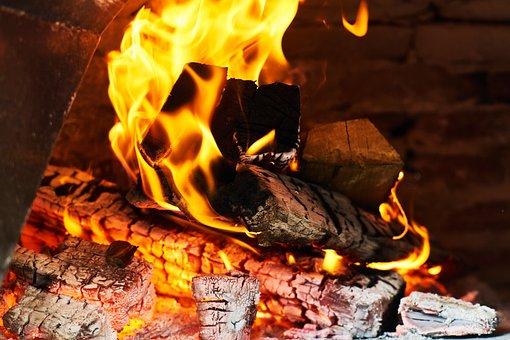 Ali, Flame, Wood, Coal, January, Bakery, Hot, Warm Up