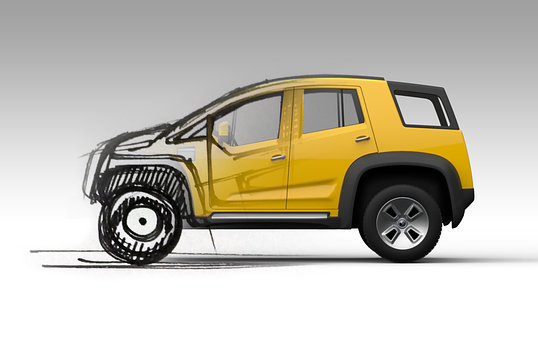 Concept Car, Suv, Transportation, Vehicle, Auto, Drive