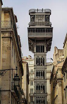Lisbon, Elevador De Santa Hardwood Floors Lisboa