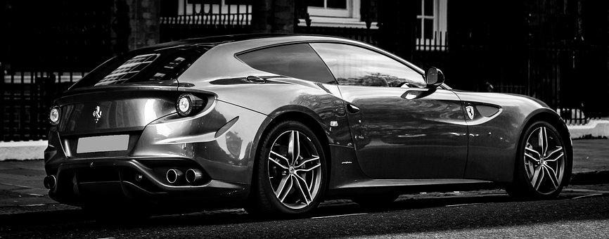 Ferrari Ff, Ferrari, Ff, Super Car, Car, Four Door
