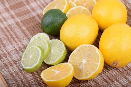 Fruit, Food, Healthy, Citrus, Lemon, Juicy, Juice