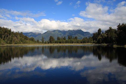 Reflection, Lake, Waters, Nature, Landscape