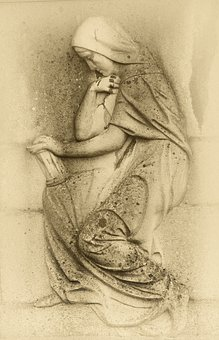 Relief, Cemetery, Grave, Ornament, Art, Tomb, Stone