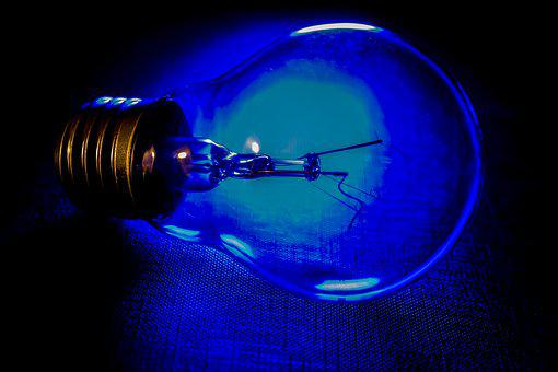 Technology, Illuminated, Light, Science, Electricity