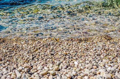 Sea, Coast, Nature, Beach, Sand, Stone, Travel, Summer