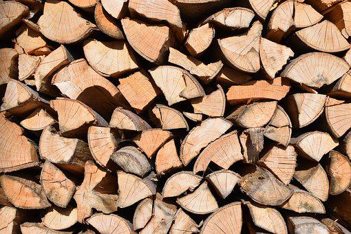 Firewood, Holzstapel, Tribe, Chop Wood, Wood, Stack