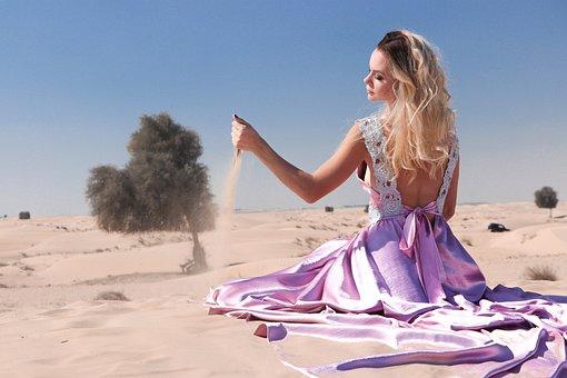 Summer, Nature, Sand, Relaxation, Outdoors, Desert
