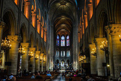 Church, Cathedral, Architecture, Travel, Religion