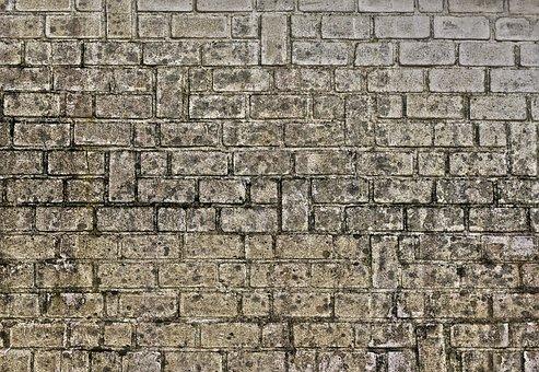 Brick, Stone Wall, Wall, Facade, Sand-lime Brick