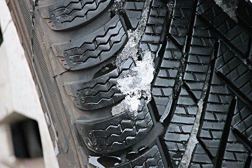 Winter Tires, Mature, Auto Tires, Profile, Snow, Mud