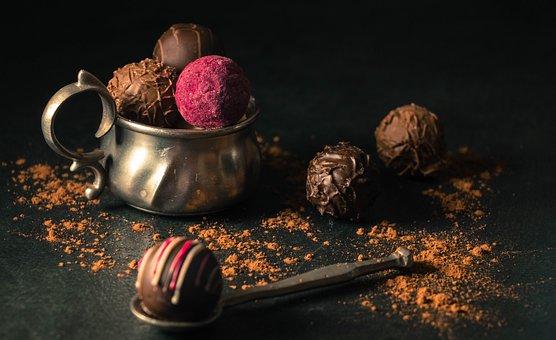 Food, Dark, Chocolate, Sweet, Delicious, Dessert