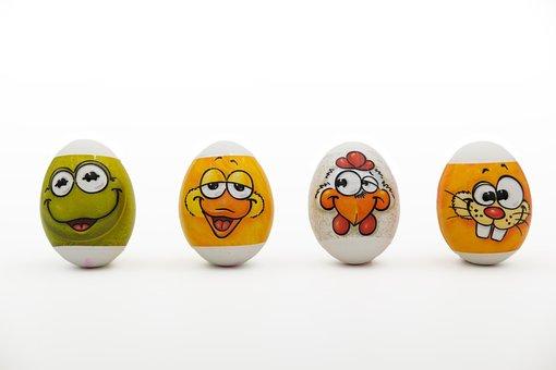 Easter Eggs, Easter, Easter Celebration, Egg, Colorful