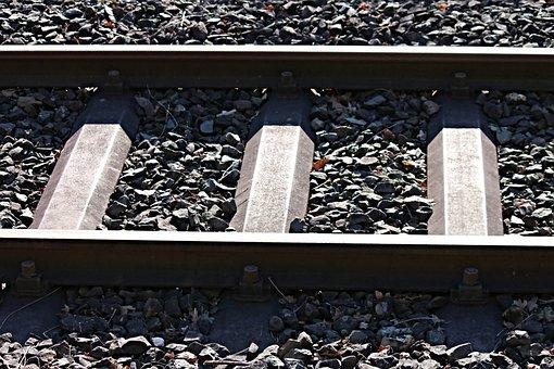 Gleise, Railway, Rails, Old, Shut Down, Obsolete