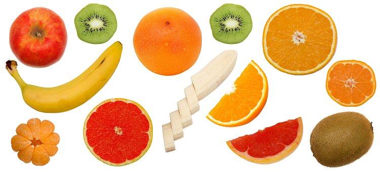 Mixed Fruit, Fruit, Healthy, Food, Juice, Diet, Juicy