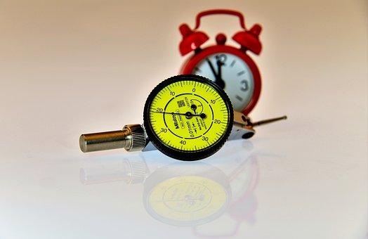 Button, Tastuhr, Keys, Measure, Gauge, Tool