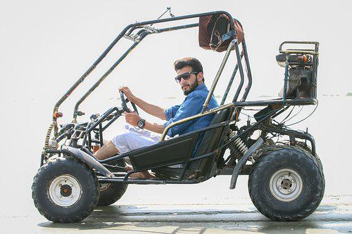 Vehicle, Wheel, Drive, Man, Fashion, Lifestyle, Urban