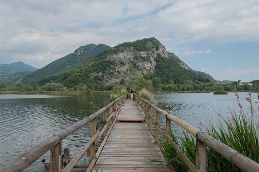Waters, Nature, Lake, Mountain, Travel