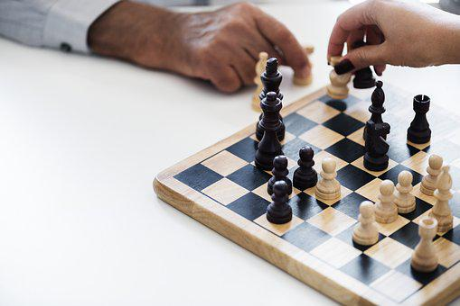 Chess, Gameplan, Pawn, Skirmish, Mate, America