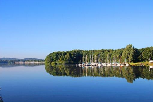 Waters, Nature, Lake, Sky, Reflection, Landscape