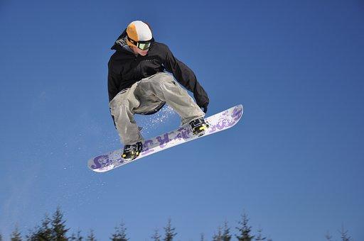 Snowboarding, Sport, Winter
