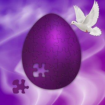 Easter, Celebration, Paloma, Background
