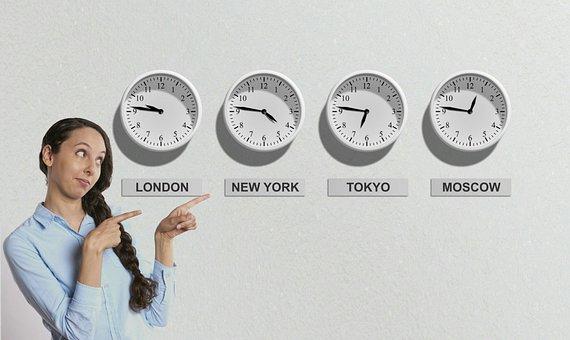 Stock Exchange, Time, Clock, Clocks, Business, Watch