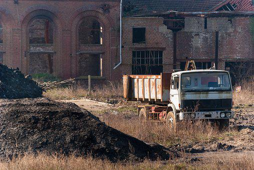 Abandoned, Factory, Fallow, Abandonment, Rusty