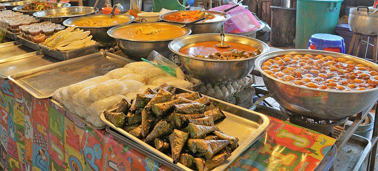 Food, Market, Traditionally, Final Sale, Stock, Table
