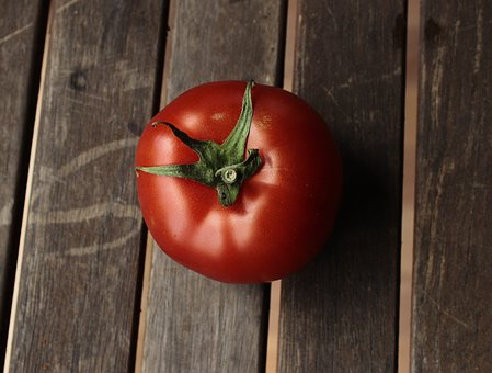Wood, Wooden, Food, Rustic, Table, Tomato, Health